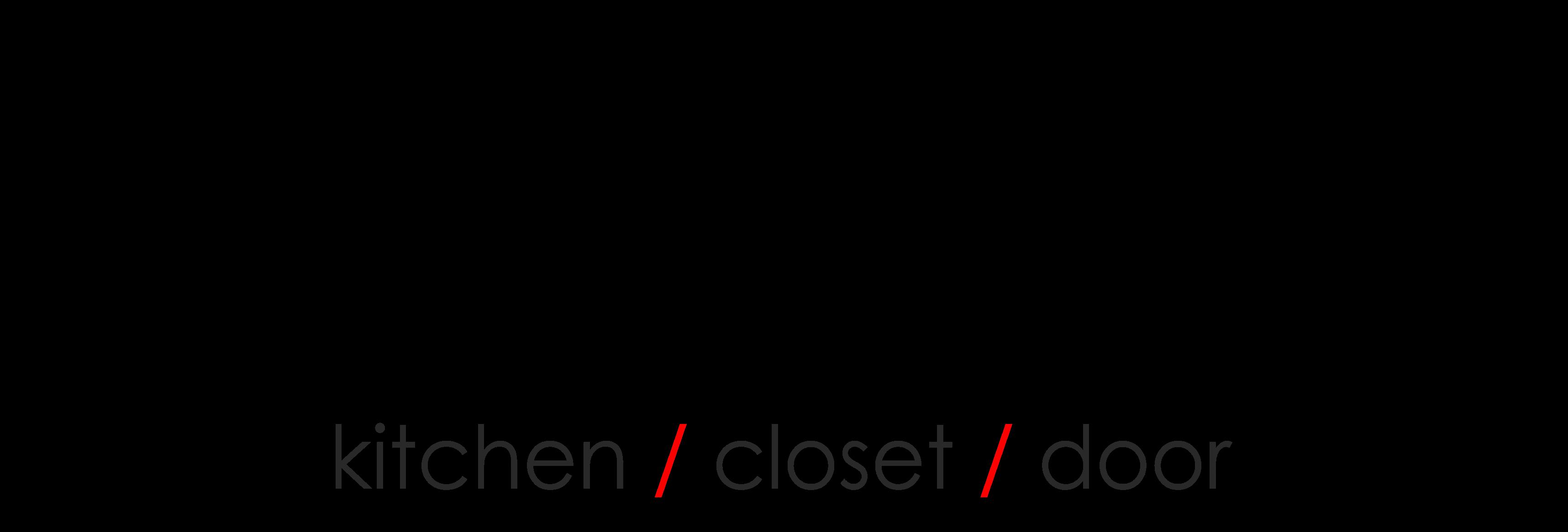 Mόbel kitchen closet door
